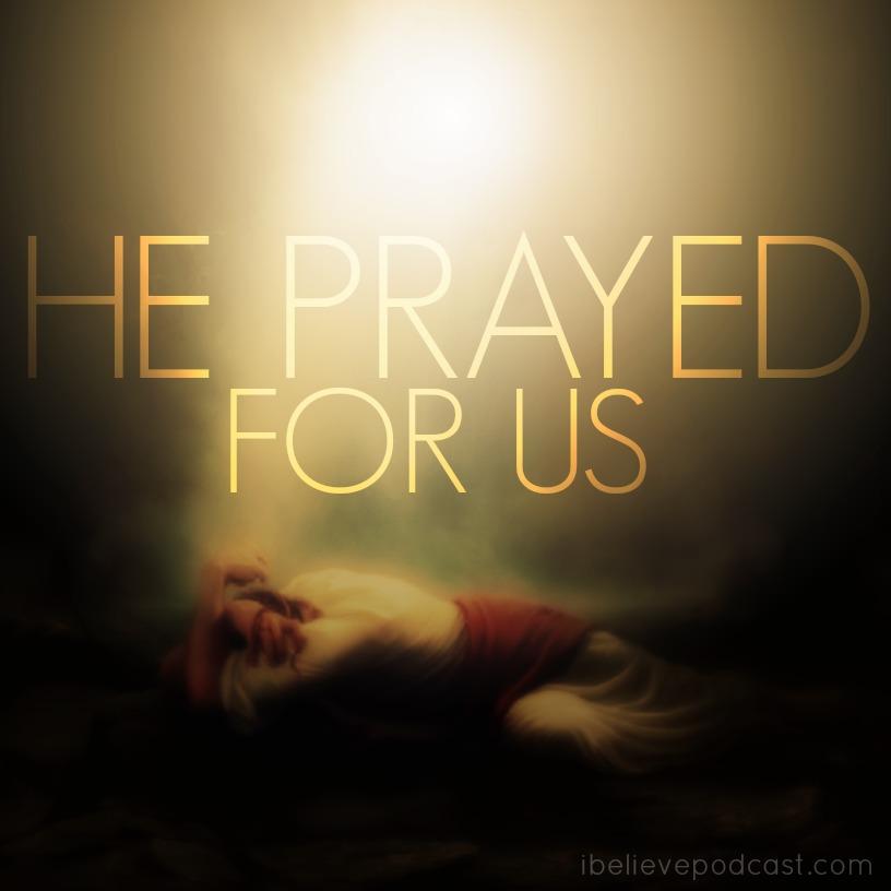 Prayer Part 4 – Our Personal Intercessor – TYRUS HINTON