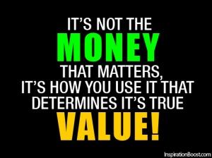 4-Money-Value