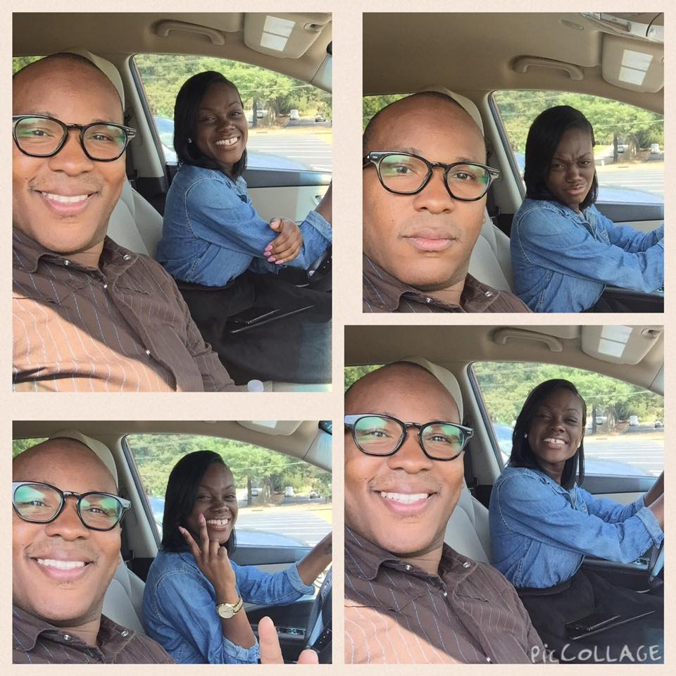 The Daddy and His Daughter – TYRUS HINTON